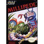 MILLIPEDE Nintendo NES Game Cartridge