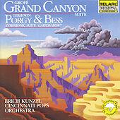 "Grofé: Grand Canyon Suite / Gershwin: Porgy & Bess Symphonic Suite ""Catfish Row"""