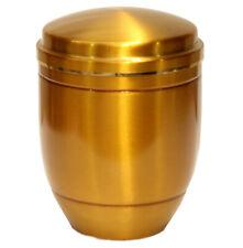 Aluminium Feuerbestattung Urn für Asche Erwachsene Funeral Denkmal Haustier Urne