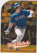 Hank Blalock Rangers, Miguel Velazquez Chrome,2005 Alfonso Soriano Rangers,set