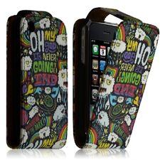 Housse Coque Etui à Clapet avec motif  pour Apple iPhone 3G / 3GS