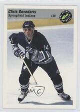 1993 Classic Pro Hockey Prospects #29 Chris Govedaris Springfield Indians (AHL)