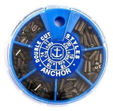 Anchor NEW Styles Pole float Styl Match Pincher Split Cut Shot weights Dispenser