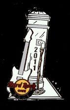 Hard Rock Cafe ROME Fountain Guitar Pin. 2011. NEW (p. A**)