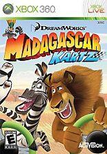 Madagascar Kartz (Microsoft Xbox 360, 2009)