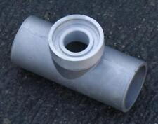 "2.5"" SSQV BOV Flange Pipe Adaptor for WRX STi S13/S14"