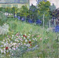 Vincent van Gogh, Daubigny's Garden, 1890, Hand Painted Canvas Oil Painting