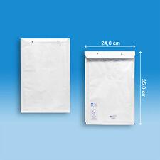 aroFOL® classic mit FSC Papier Luftpolsterversandtaschen Gr.6 / F - Farbe weiß