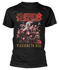 Kreator 'Pleasure To Kill' T-Shirt - NEW & OFFICIAL!