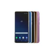 Samsung Galaxy S9+ (Dual Sim) / Schwarz Blau Lila Gold / Gebrauchtware