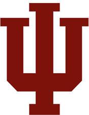 2016 Panini Collegiate Team Set - Indiana University #1 - 50