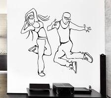 Wall Decal Dance Street Dancing Urban Art For Living Room (z2623)
