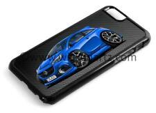 WickedArtz Vauxhall Corsa E 2015+ VXR/SRi in 7 Colours iPhone 4/5/6/7 Case/Cover