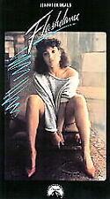 FLASHDANCE (VHS) Jennifer Beals, Michael Nouri, Lilia Skala, Sunny Johnson