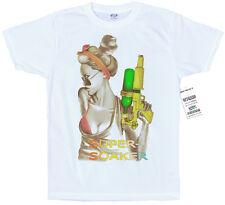 Supersoaker T-Shirt Design, Kings Of Leon Inspired