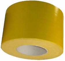 XXL Cinta de tejido amarillo Gaffa TAPE 15cm-25cm adhesivetape ADHESIVA 50m