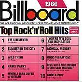 Billboard Top Rock & Roll Hits 1966 CD Sealed OOP Rhino