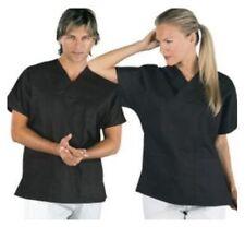 camice a V corto NERO infermieri veterinari scuole spa is 45031xx per divisa