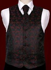 Sehr Elegante Weste Kinderweste inkl Tuch Neu Krawatte Nr.wes33k