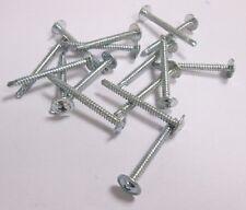 Baypole Self Drill Screw Phillips Wafer Head 4.8 x 40,50,60,70,80,90,100mm Sizes