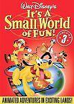 Walt Disneys Its a Small World of Fun - Vol. 3 (DVD, 2007)