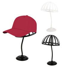 Freestanding Wigs Hat Cap Storage Display Holder Rack Dryer Stand Organizer