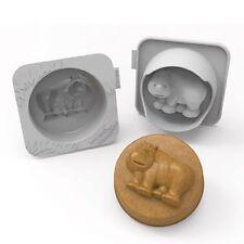 Stampo stampino torta mono porzione Silicone Zone My Animals a forma di animale