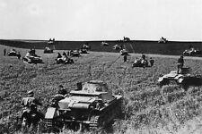WW2 - Belgique 1940 - Les Panzer-Divisions attaquent