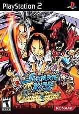 Shaman King: Power of Spirit (Sony PlayStation 2, 2004)