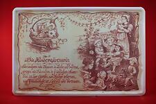 Blechschild Die Kindergärtnerin 20x30 cm Berufschild Erzieherin Kindergarten 66