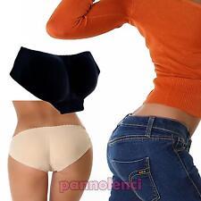 Slip donna modellante push up mutande imbottite glutei perfetti nuovo T1071