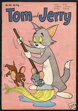 TOM & JERRY Gb # 56/'59-65 NEUER TESSLOFF