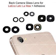 LeEco Letv Le Max Rear Back Camera Glass Lens +Adhesive