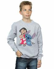 Disney Garçon Lilo & Stitch Classic Lilo & Stitch Sweat-Shirt