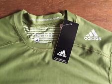 Adidas TF CHILL Longsleeve L/S Techfit Funktionsshirt oliv Gr.S - XXL *NEU + OVP