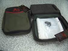 Byron Rig Holder Tasche Modell:  30 cm x 22 cm x 5 cm, neu Angeltasche