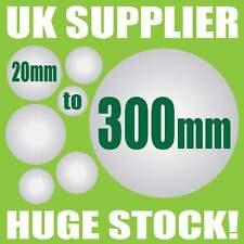 Bolas Poliestireno sólido dulce Árbol Floral Pastel Craft - 20 a 300mm-Reino Unido suministrado