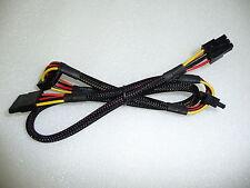 Single Seasonic power supply modular cable