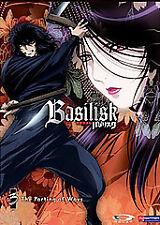Basilisk - Vol. 3: The Parting of Ways (DVD, 2006)