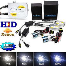 55w HID Conversion Kit 9006 HB4 All Color Xenon Headlight Light Bulbs Lamps