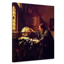Kunstdruck - Alte Meister - Jan Vermeer - Der Astronom