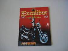 advertising Pubblicità 1986 MOTO MORINI EXCALIBUR 350