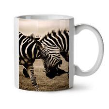 Zebra Nature Photo Animal NEW White Tea Coffee Mug 11 oz | Wellcoda