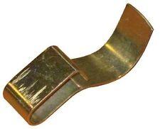 20x BizLine GIRDER CLIPS Galvanised Steel - 8-13mm, 16-20mm Or 25-32mm Conduit