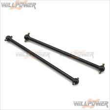 Rear Driver Shaft Dog Bones #TM-21 (RC-WillPower) HongNor CRT.5/NEXX10/SCRT-10