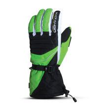 Katahdin Frostfire Snowmobile Gloves Green
