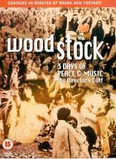 Woodstock: The Director's Cut [1969] [DVD], Good DVD, Jimi Hendrix, Richie Haven