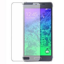 3x CLEAR LCD Screen Protector Shield for Samsung Galaxy Alpha G8508 G850 SX