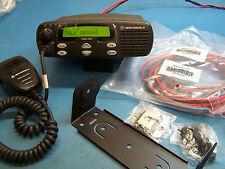 Motorola CDM1250 UHF 403-470MHz 25 Watt  Excellent Condition Tested
