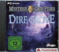 MYSTERY CASE FILES: DIRE GROVE (PC) - NEU & SOFORT